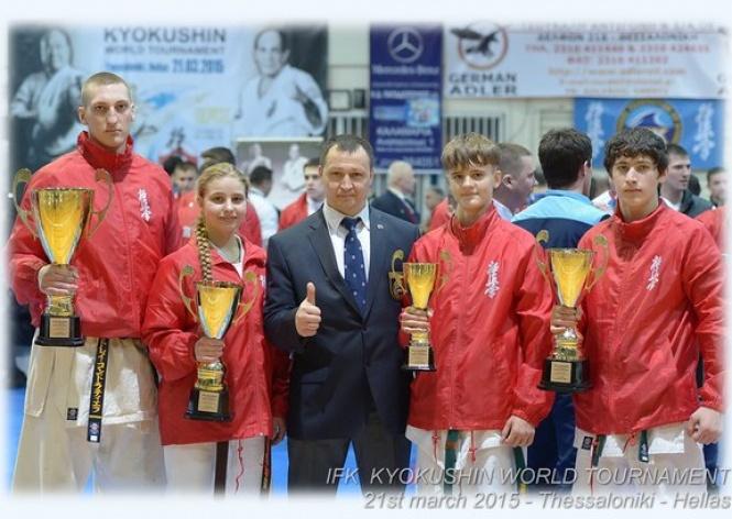 В городе умаге (хорватия) завершился viii кубок мира по каратэ wkf среди юниоров, юниорок, юношей и девушек